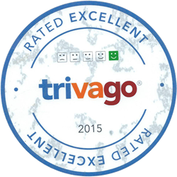 trivago hunters rated excellent